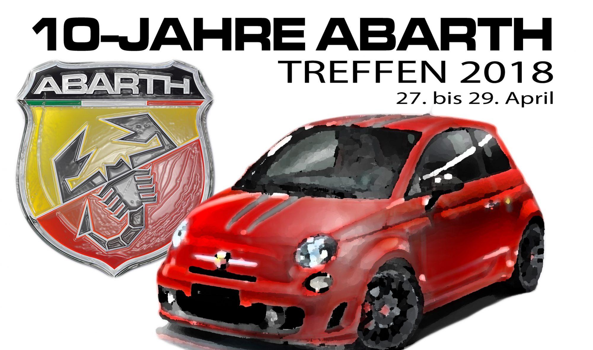 ABARTH TREFFEN